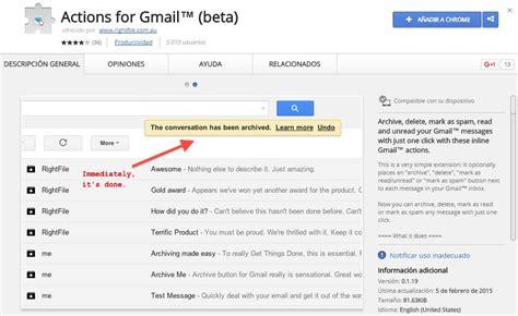 20 mejores extensiones de Chrome para tu correo de Gmail