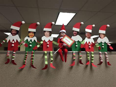 20 Office Christmas Decorating Ideas   decoratoo