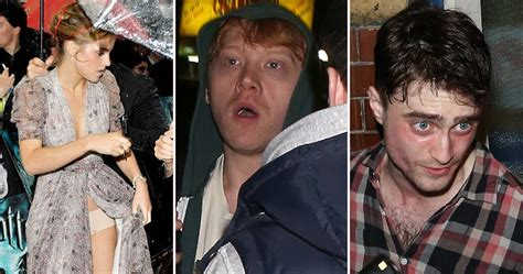 20 Pics Of The Harry Potter Cast That Would Make ...
