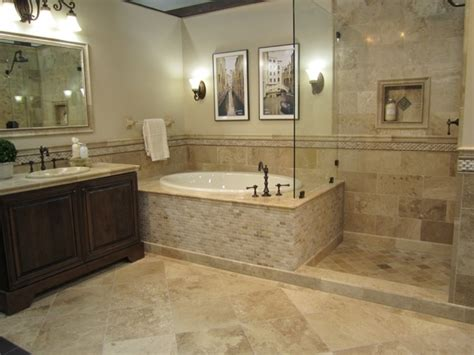 20 pictures about is travertine tile good for bathroom ...