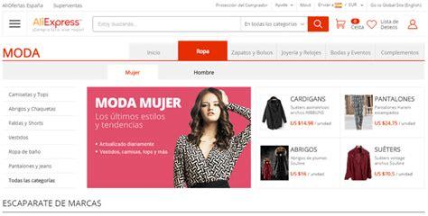 20 tiendas chinas online para comprar ropa barata
