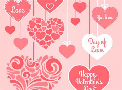20 Vectores de amor para San Valentin gratis