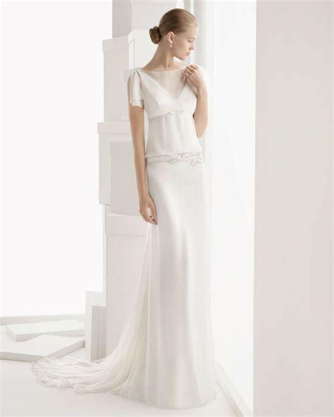 20 Vestidos de novia sencillos | Bodas
