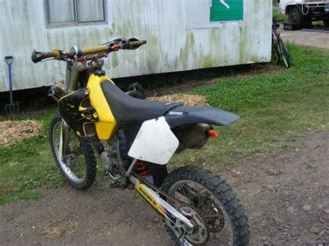 2000 SUZUKI RM125 MOTOCROSS Cooyar QLD Excellent Condition ...