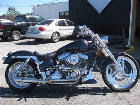 2000 TITAN MOTORCYCLES GECKO, CUSTOM PAINT, for sale on ...