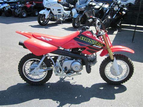 2001 Honda XR50R Dirt Bike for sale on 2040motos