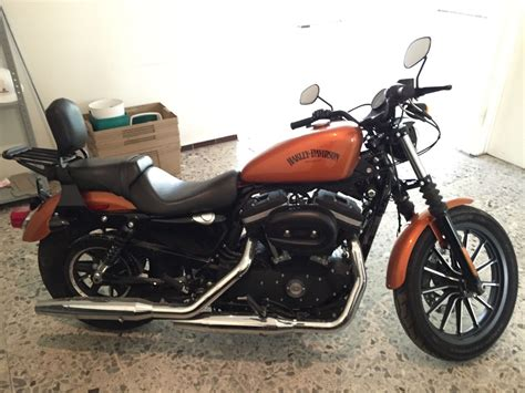 2002 Harley Davidson XLH 883 Sportster: pics, specs and ...
