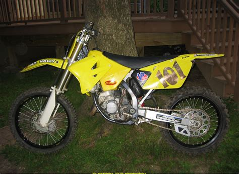 2002 RM 125   Bing images