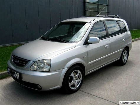 2003 Kia Carens – pictures, information and specs - Auto ...