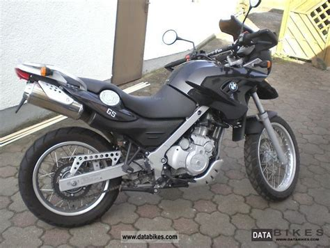 2004 BMW F 650 GS low seat height possible