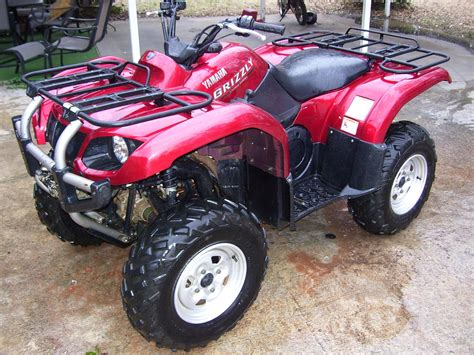2004 yamaha grizzly   photo and video reviews   All Moto.net
