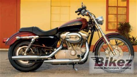2006 Harley Davidson XL 883C Sportster 883 Custom ...