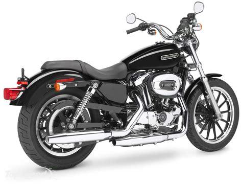 2006 Harley Davidson XL1200L Sportster Low: pics, specs ...