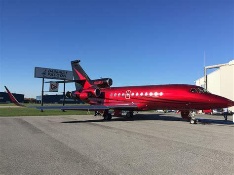 2007 Dassault Falcon 900EX EASy II S/N: 181 For Sale