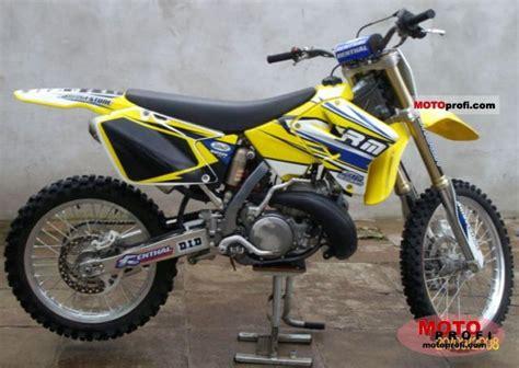 2007 Suzuki RM 125   Moto.ZombDrive.COM
