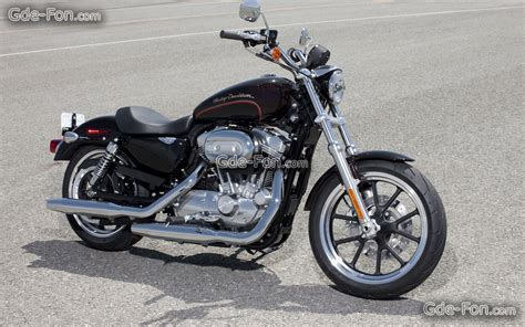 2008 Harley Davidson XL883L Sportster Low: pics, specs and ...