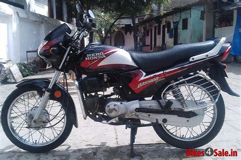 2008 Hero Honda Passion Plus - Moto.ZombDrive.COM