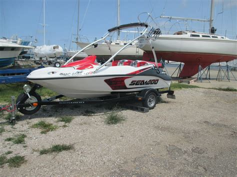2008 Sea-Doo 150 Speedster Power New and Used Boats for Sale