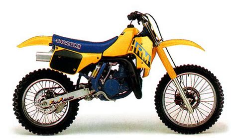 2008 Suzuki RM250 | motorcycle review @ Top Speed