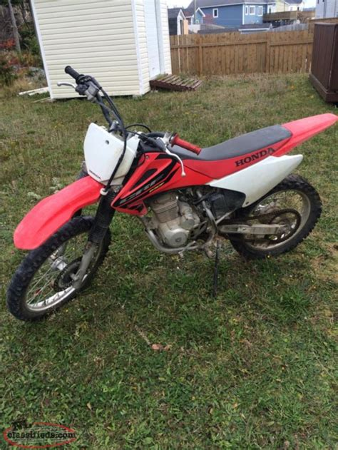 2009 Honda CRF230 Dirt Bike For Sale   St. John s ...