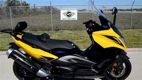 2009 Yamaha Tmax 500 Scooter!   YouTube
