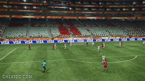2010 FIFA World Cup South Africa Review for PlayStation 3 ...
