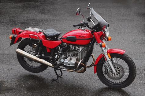 2010 Ural sT Solo Motorcycle Review — Riding Impressions ...