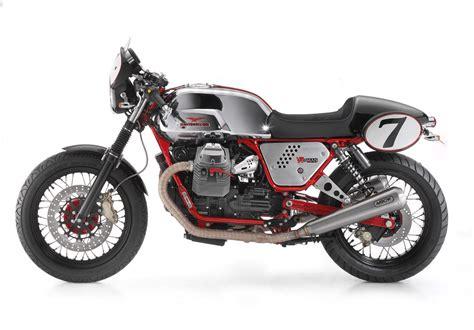 2011 Moto Guzzi V7 Cafe Racer | FerrariChat - The world's ...