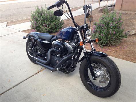 2012 Harley Davidson Sportster 48 Forty Eight   Tucson, AZ ...