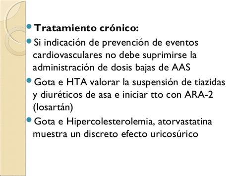 (2013-06-11) Hiperuricemia y gota: manejo en Atención ...
