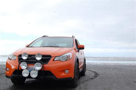 2013 Subaru XV Crosstrek MODIFICATIONS - YouTube