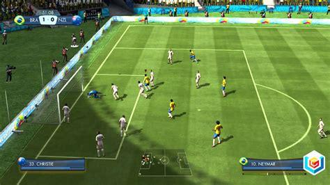 2014 FIFA World Cup Brazil Demo Gameplay Trailer ...