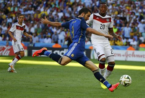 2014 FIFA World Cup: Germany defeats Argentina 1-0 in ...