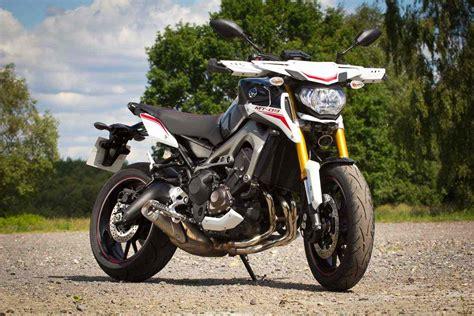 2014 Yamaha MT-09 Street Rally review - MoreBikes