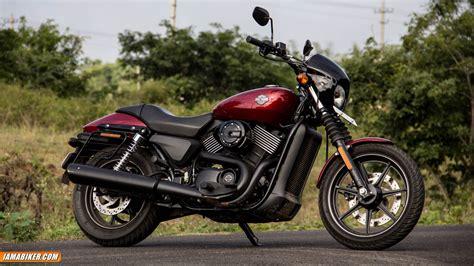 2015 Harley Davidson Street 750 review