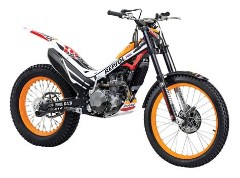 2015 Honda COTA 4RT260 Trials Bikes Announced - Motorcycle ...