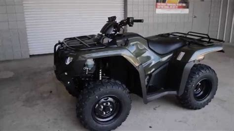 2015 Rancher DCT For Sale / TRX420FA1 - Honda of ...