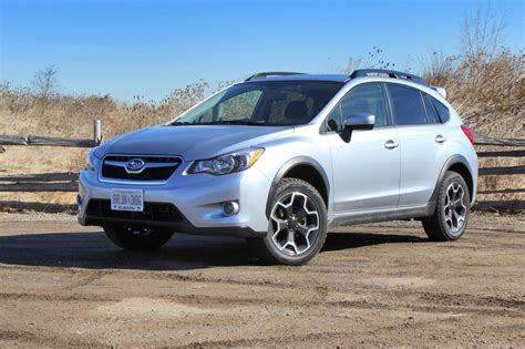 2015 Subaru Xv Crosstrek   Autos Weblog