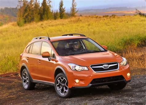 2015 Subaru XV Crosstrek Gets More Features, Refinement ...
