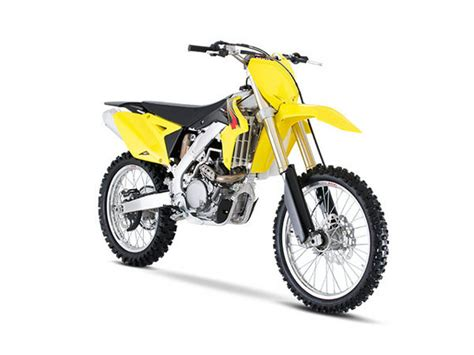 2015 Suzuki RM-Z450 | motorcycle review @ Top Speed