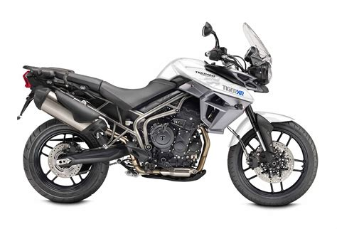 2015 Triumph Tiger 800 XRx - More, for the More On-Road ...