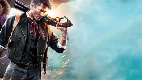 2016 Bioshock Infinite Game, HD Games, 4k Wallpapers ...
