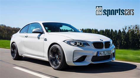 2016 BMW M2   Fahrbericht / Review / Test   AUTO BILD ...