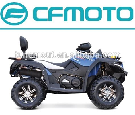 2016 CF MOTO CFORCE 550, 500cc quad ATV, CF 500-ATV-ID de ...