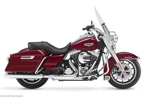 2016 Harley Davidson Road King   Motorcycle USA