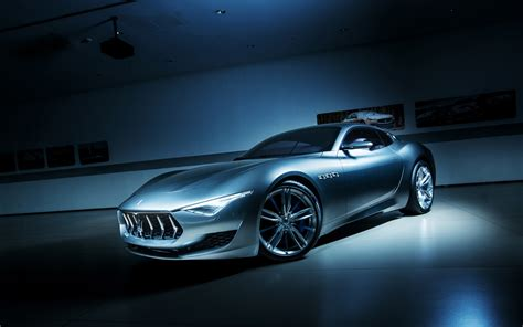 2016 Maserati Alfieri Wallpapers | HD Wallpapers | ID #16462