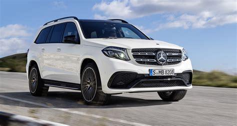 2016 Mercedes Benz GLS revealed: Big GL gets new name, new ...