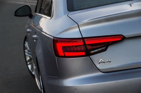 2017 Audi A4 Ultra: 31-mpg version of luxury sedan