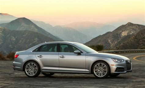 2017 Audi A4 Ultra Goes Lean under the Hood, Nets 31 MPG ...