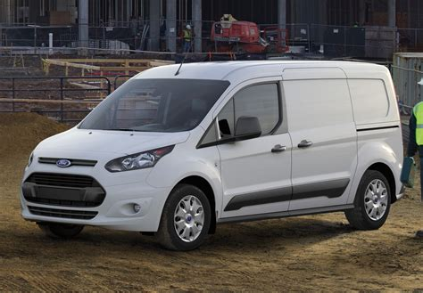 2017 Ford Transit Connect - Overview - CarGurus